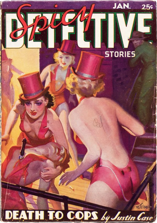 Spicy Detective - January 1937