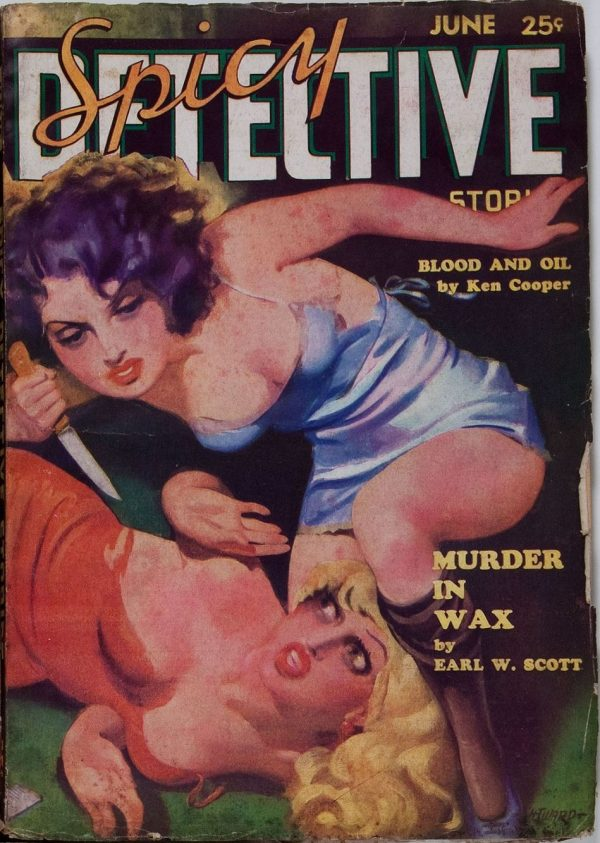 Spicy Detective June 1935