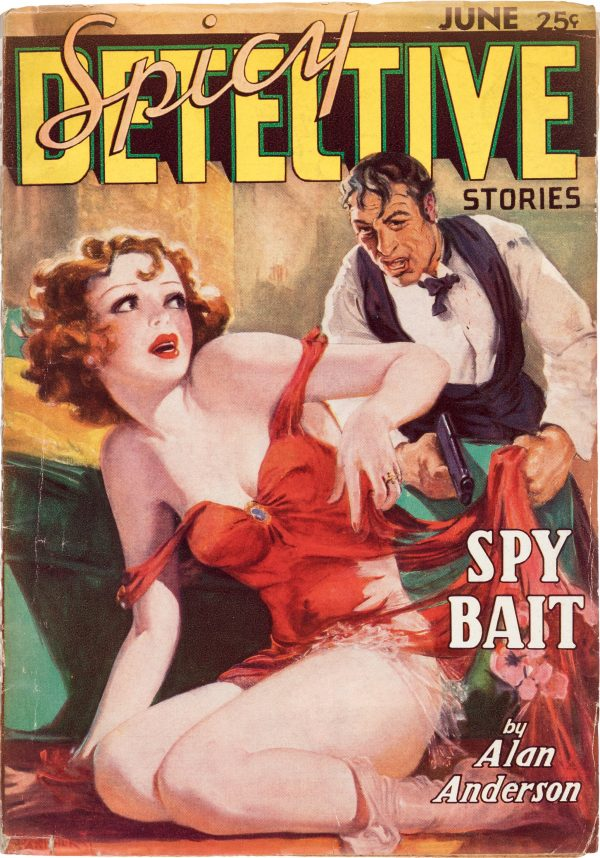 Spicy Detective - June 1936