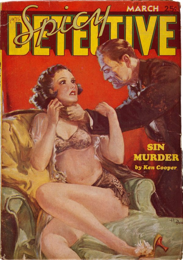 Spicy Detective - March 1935