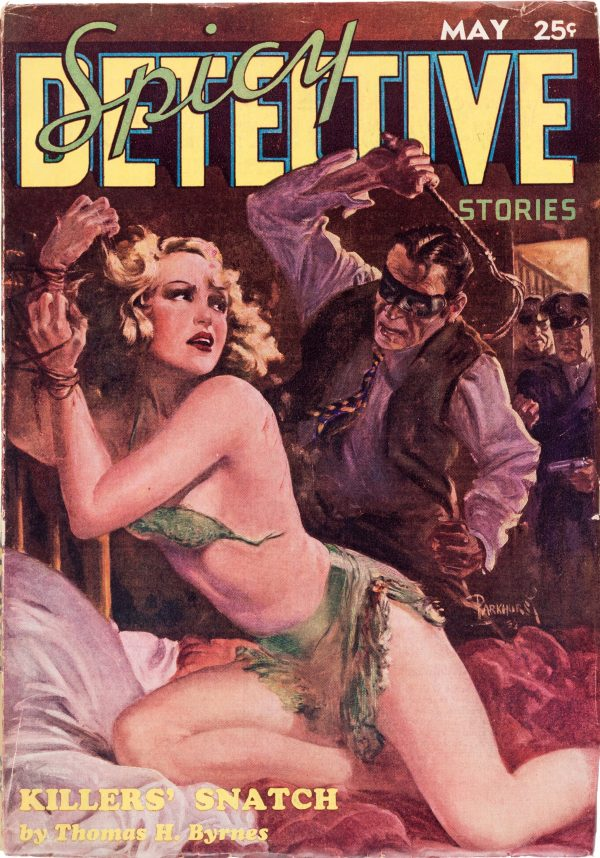 Spicy Detective - May 1935
