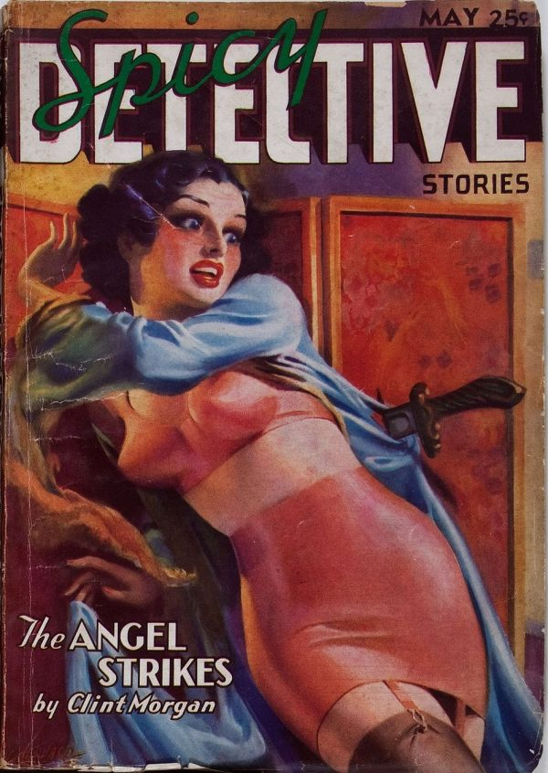 Spicy Detective May 1936