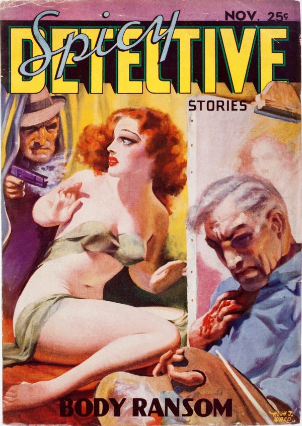 Spicy Detective November 1935