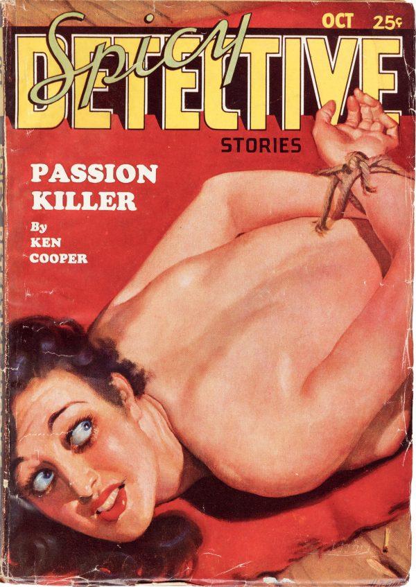 Spicy Detective - October 1934