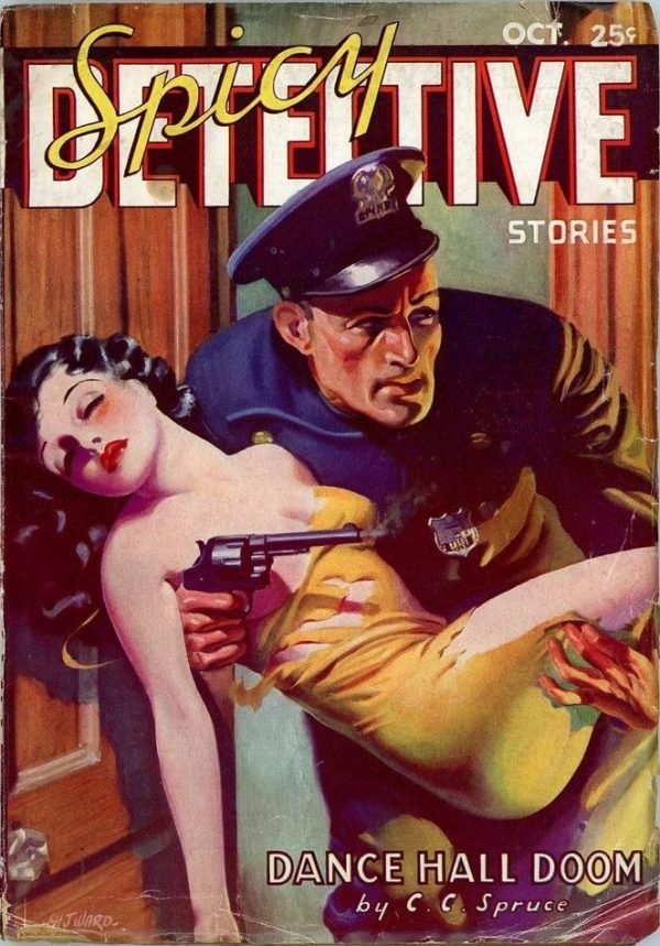 Spicy Detective October 1935