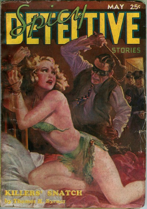 Spicy Detective Pulp May 1935