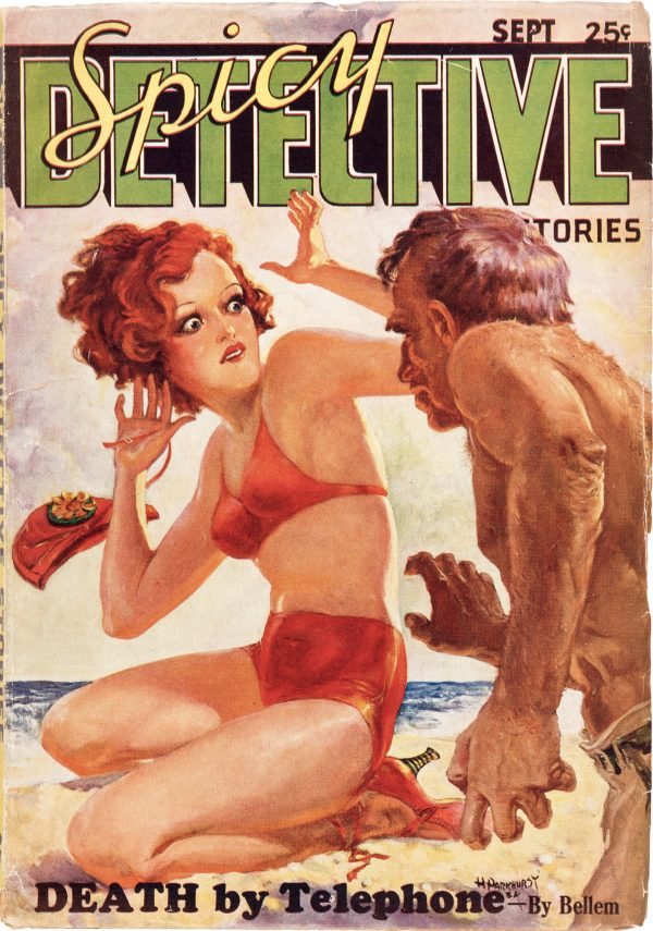 Spicy Detective - September 1934