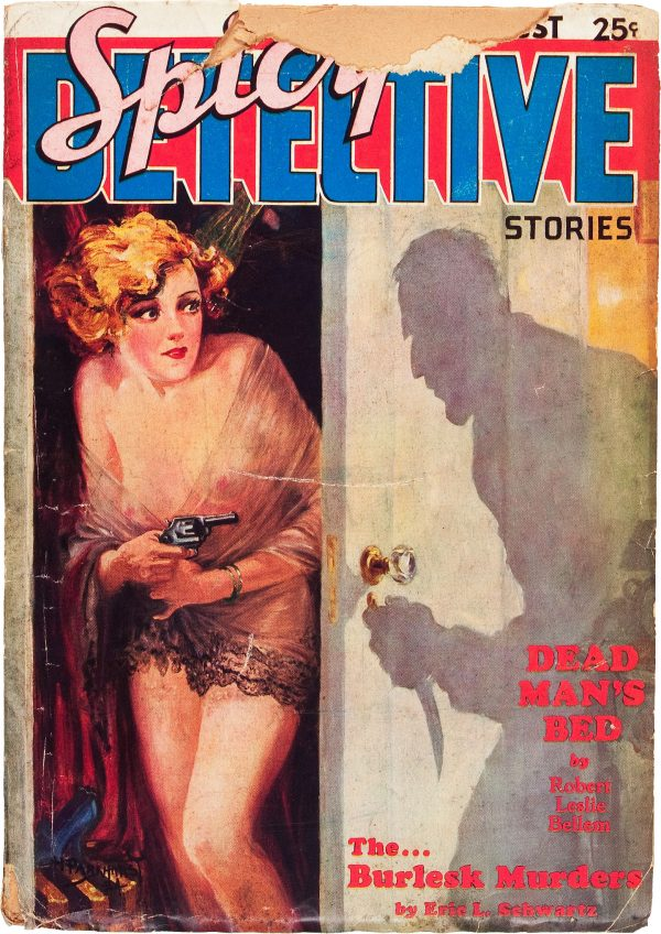 Spicy Detective Stories - August 1934