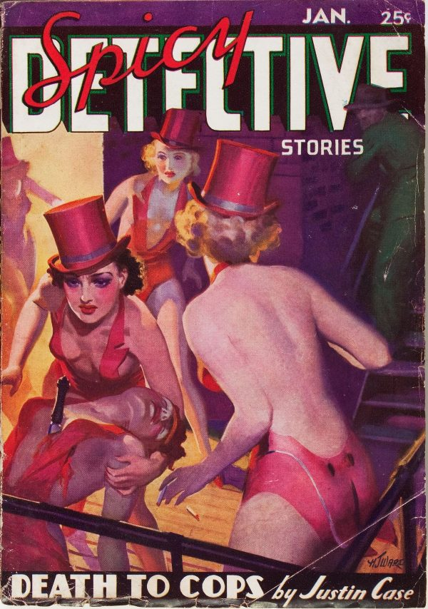 Spicy Detective Stories January 1937 (2)