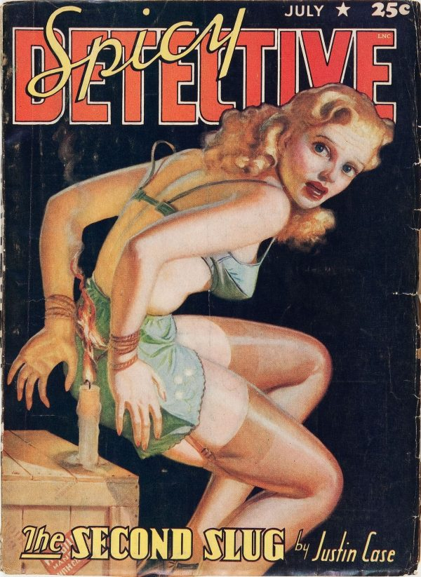 Spicy Detective Stories - July 1941