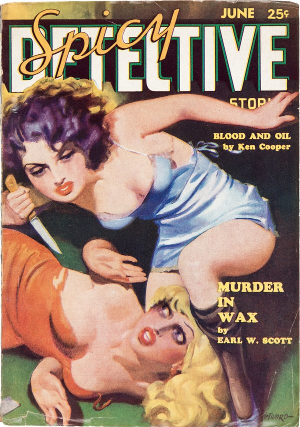 Spicy Detective Stories - June 1935