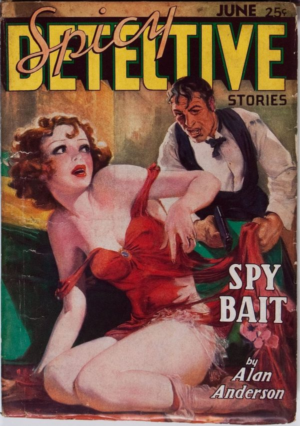 Spicy Detective Stories June 1936