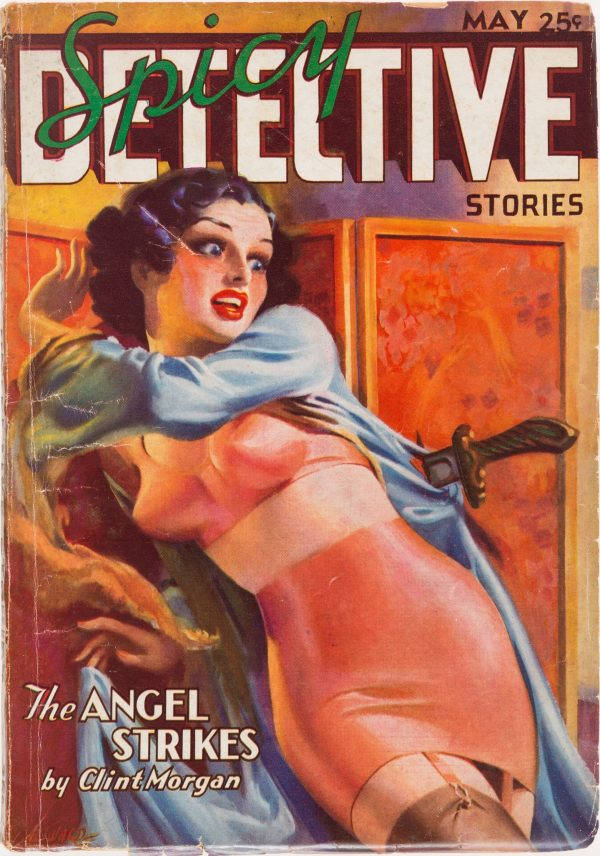 Spicy Detective Stories - May 1936