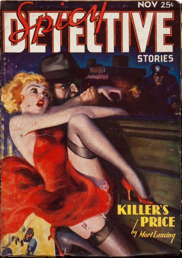 Spicy Detective Stories November 1936