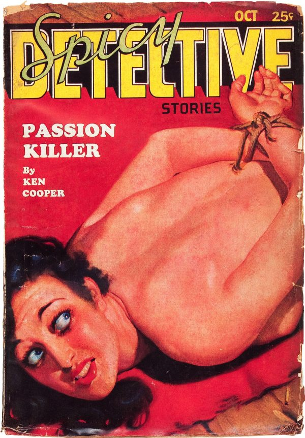 Spicy Detective Stories - October 1934