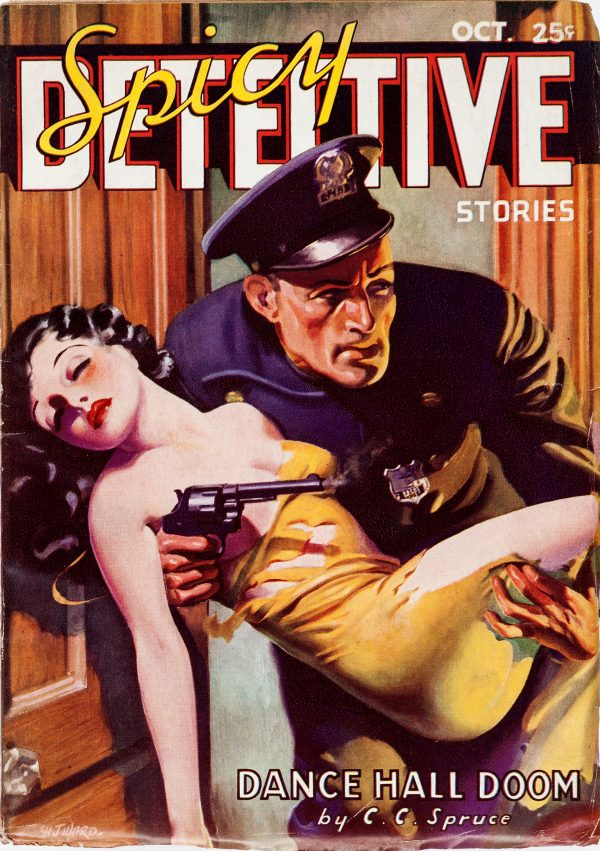 Spicy Detective Stories - October 1935