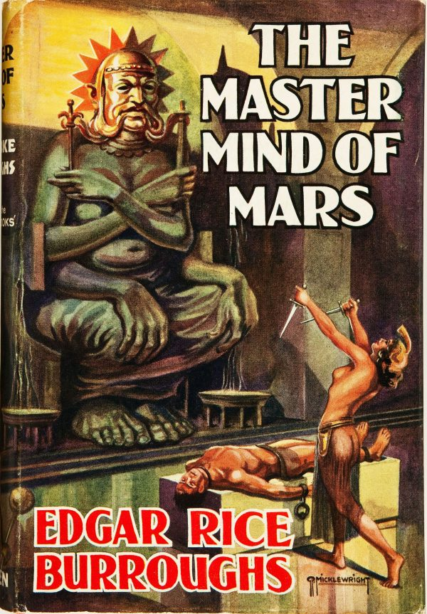 The Master Mind of Mars [1939]. First edition
