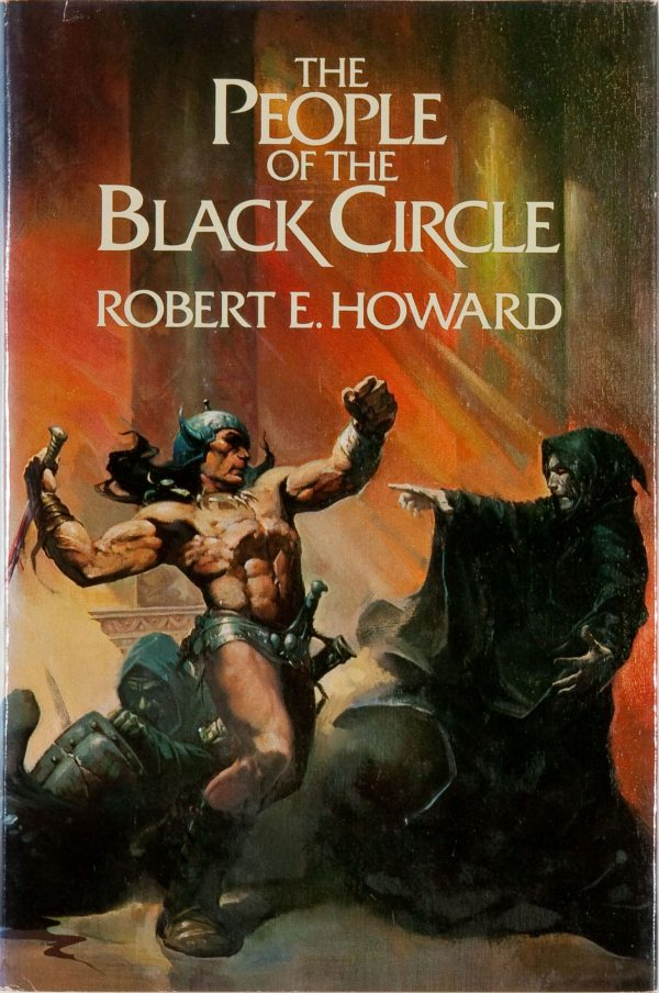 The People of the Black Circle. New York Berkley, [1977]