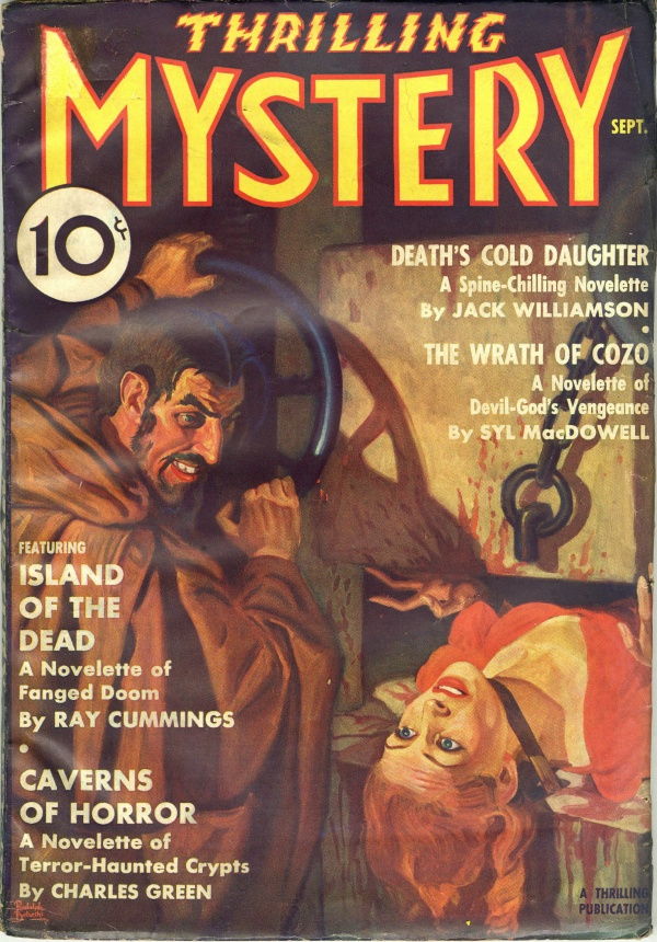 Thrilling Mystery V4#2 September 1936