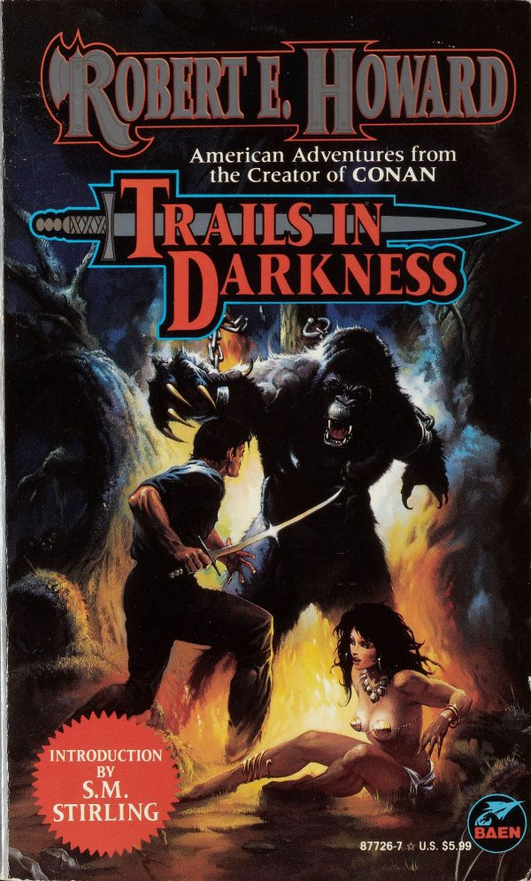Trails in Darkness, 1996