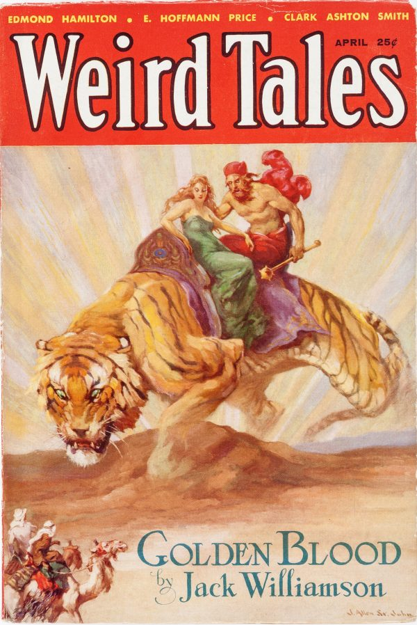 Weird Tales - 1933 April