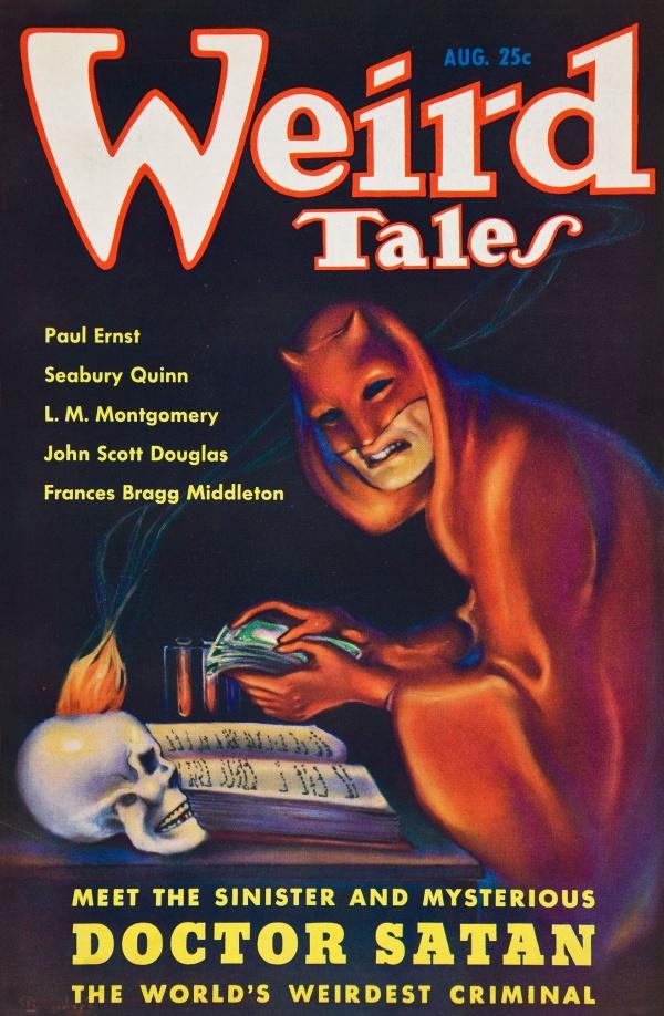Weird Tales, August 1935.