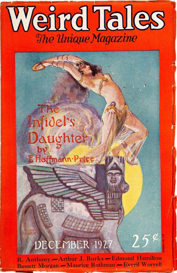 Weird Tales December 1927