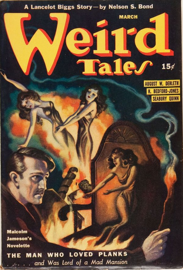 Weird Tales - March 1941