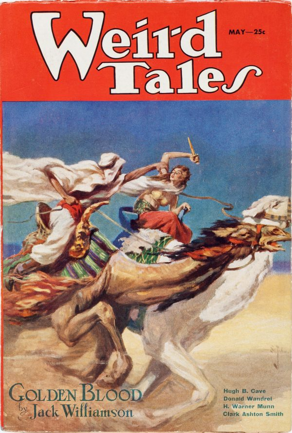 Weird Tales - May 1933