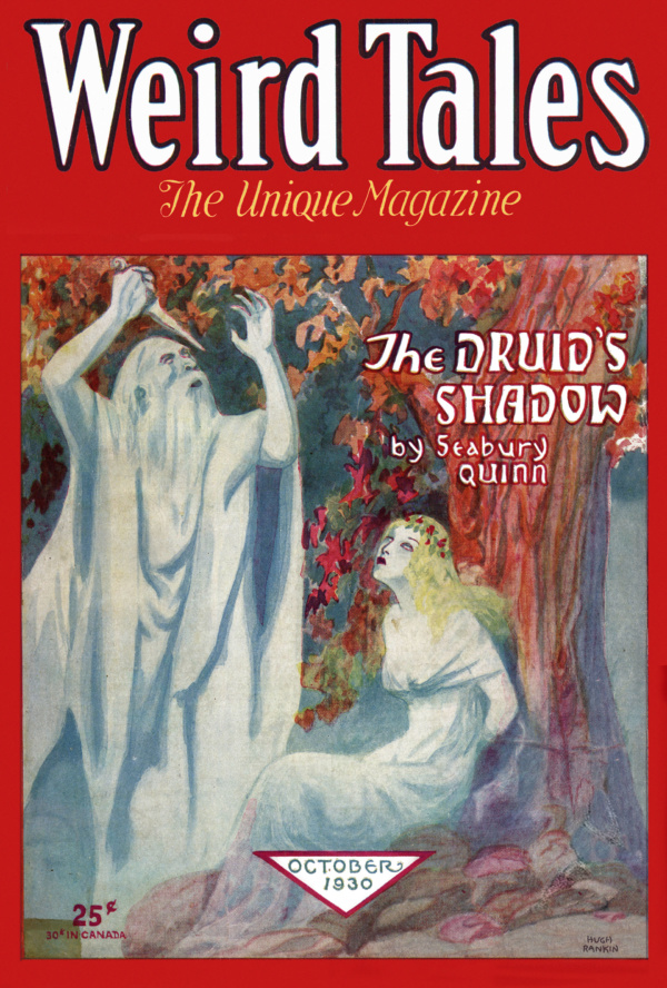 Weird Tales October 1930