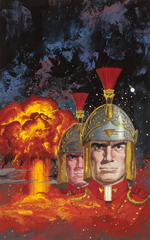 Worlds of the Imperium, Ace Double paperback #F-127