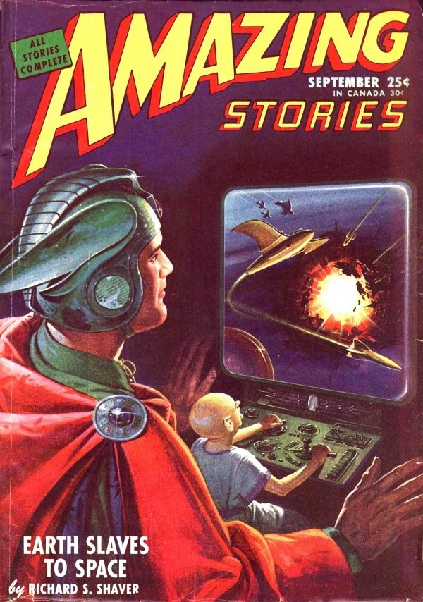 Amazing Stories September 1946