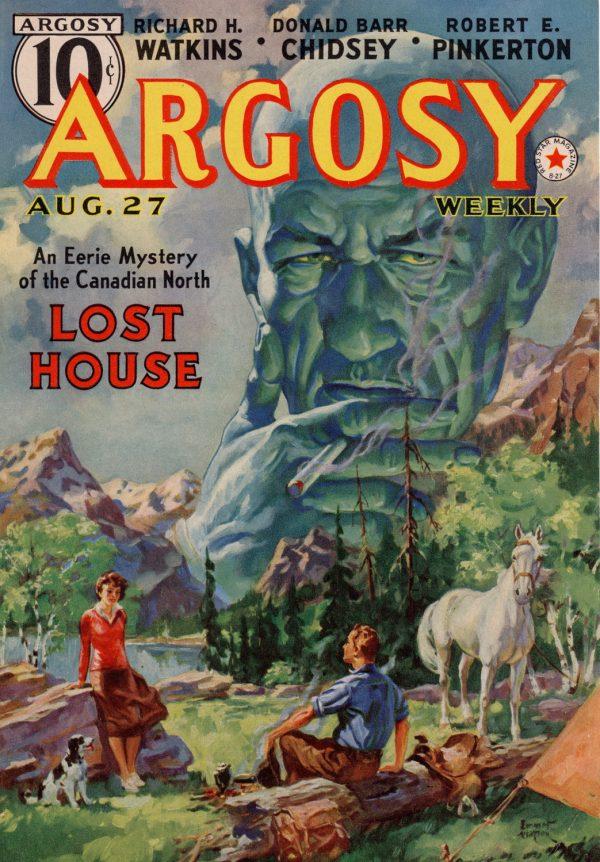 Argosy August 27, 1938