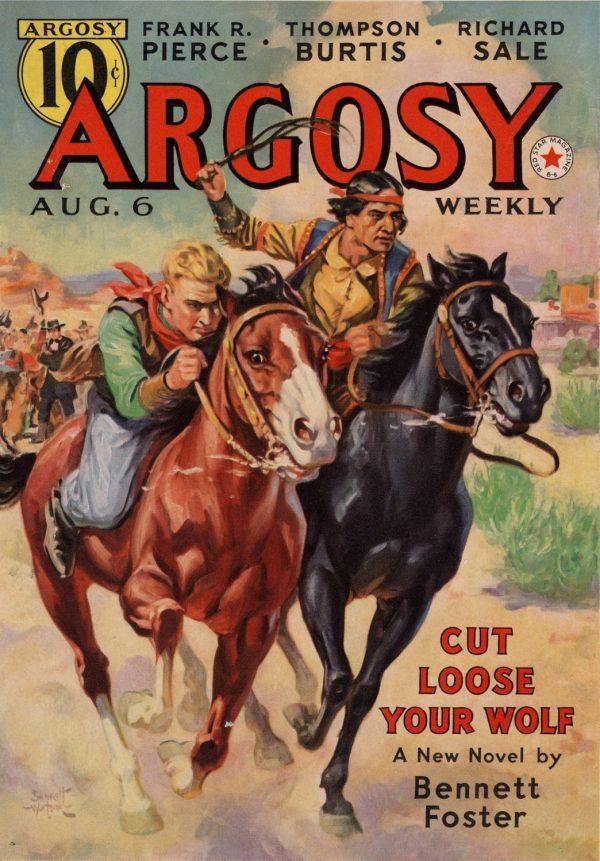 Argosy August 6, 1938