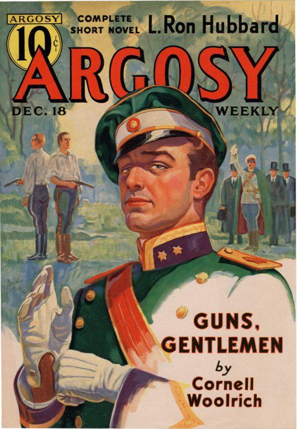 Argosy December 18, 1937