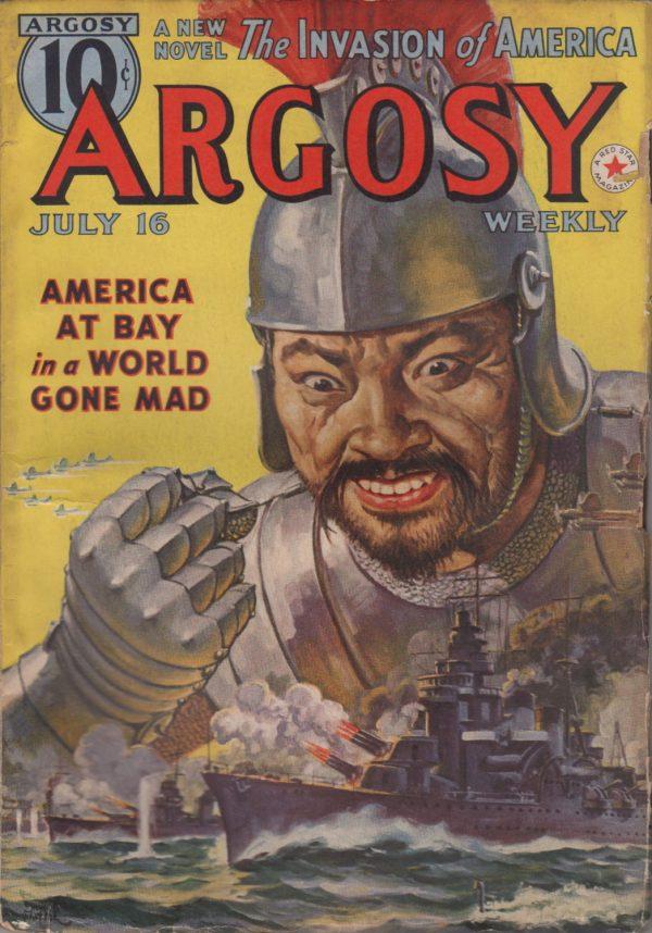 Argosy July 16, 1938