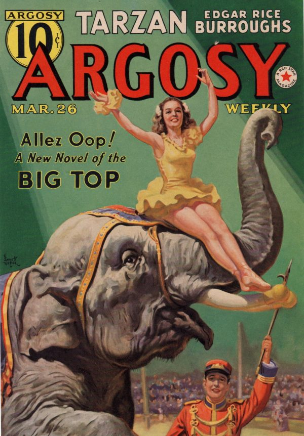 Argosy March 26, 1938