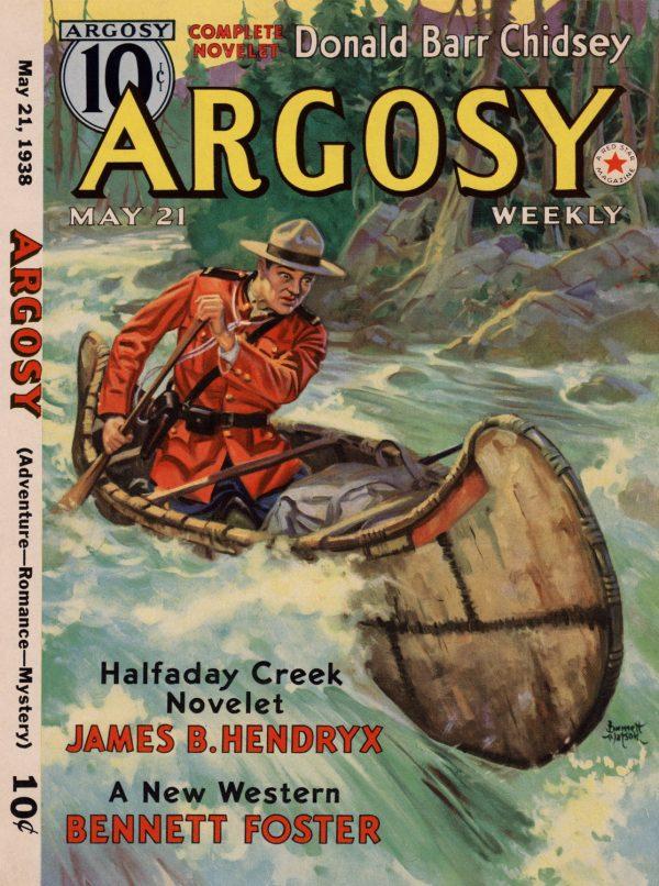 Argosy May 21, 1938