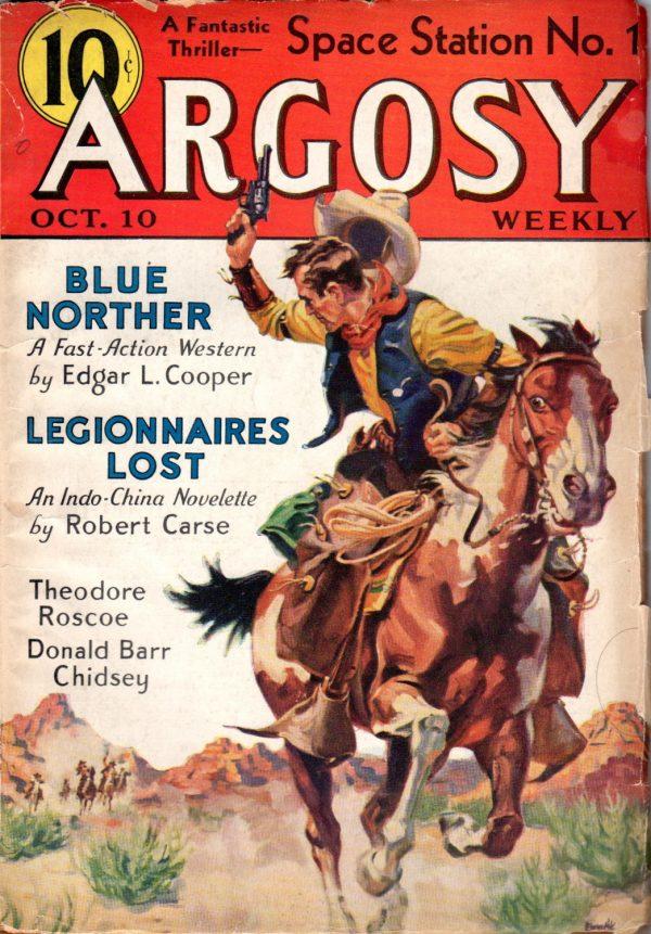Argosy October 10 1936
