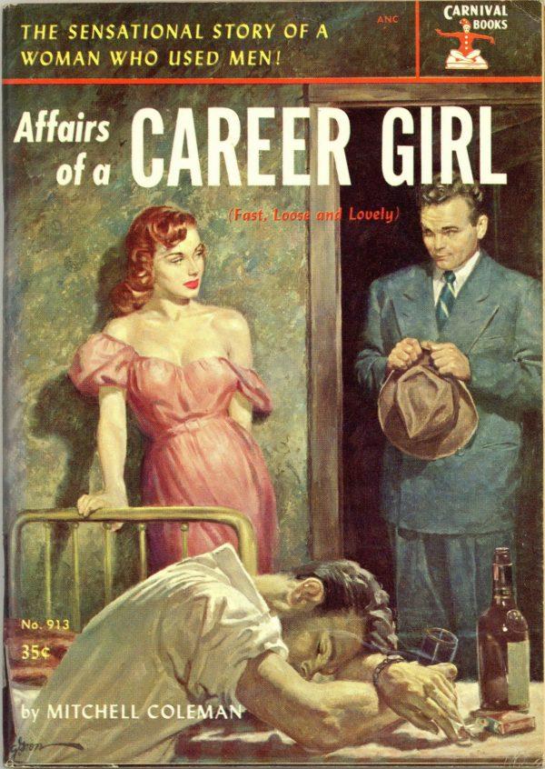 Carnival Books Digest #913 1953