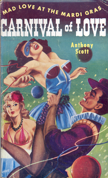Carnival of Love (1950, News Stand Library #107)