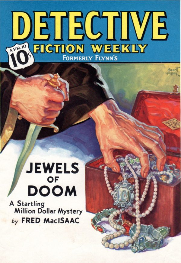 Detective Fiction April 10 1937