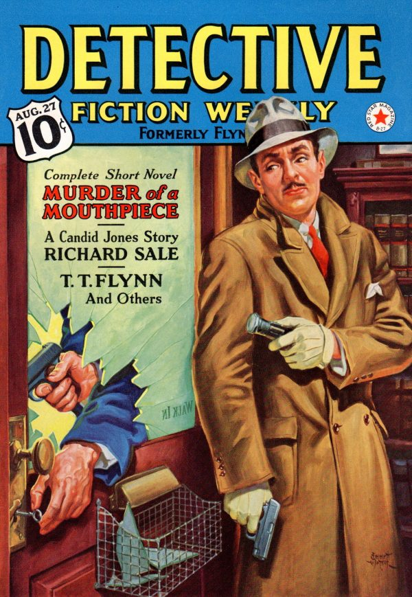 Detective Fiction August 27, 1938