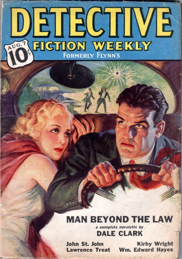 Detective Fiction August 7, 1937
