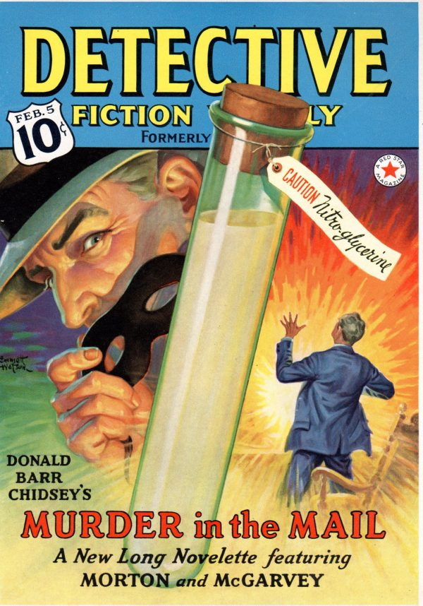 Detective Fiction February 5, 1938