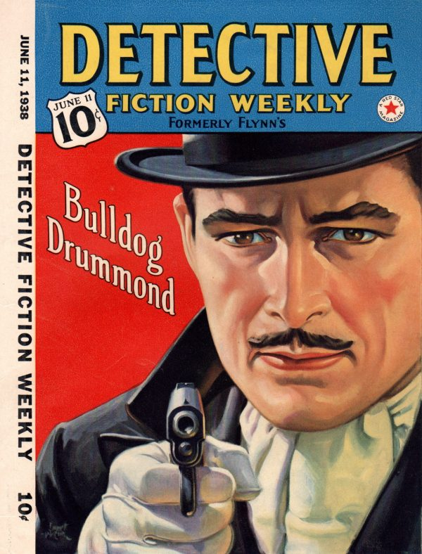 Detective Fiction June 11, 1938