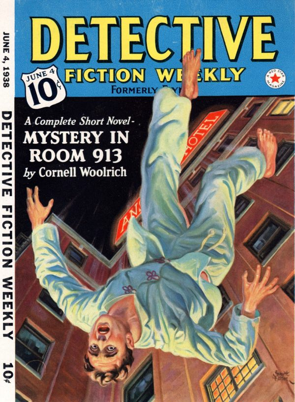 Detective Fiction June 4, 1938