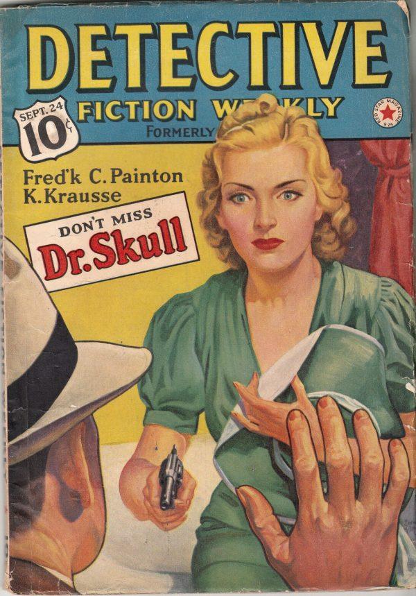 Detective Fiction Sept 24, 1938