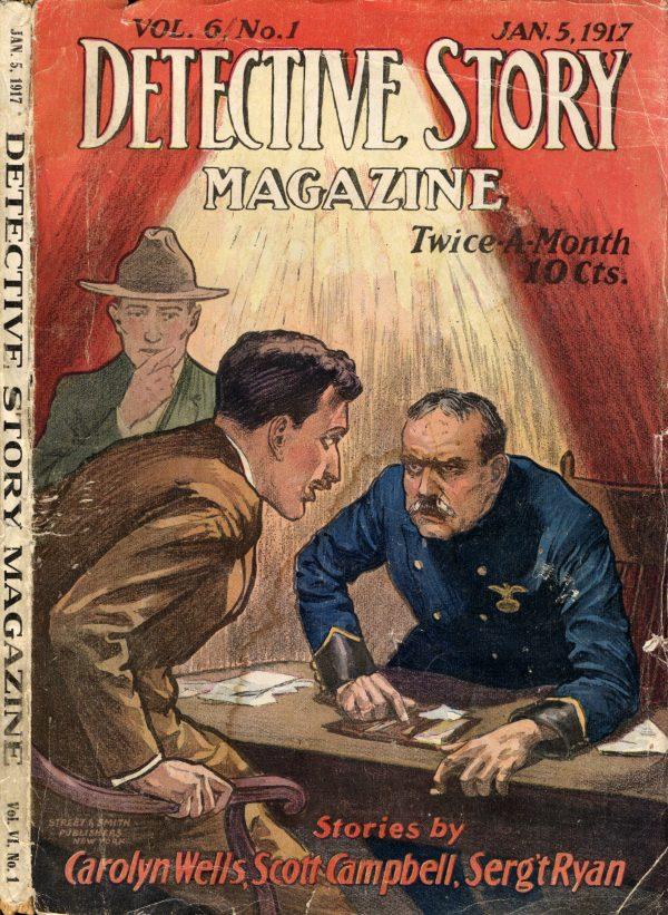 Detective Story Magazine January 5, 1917