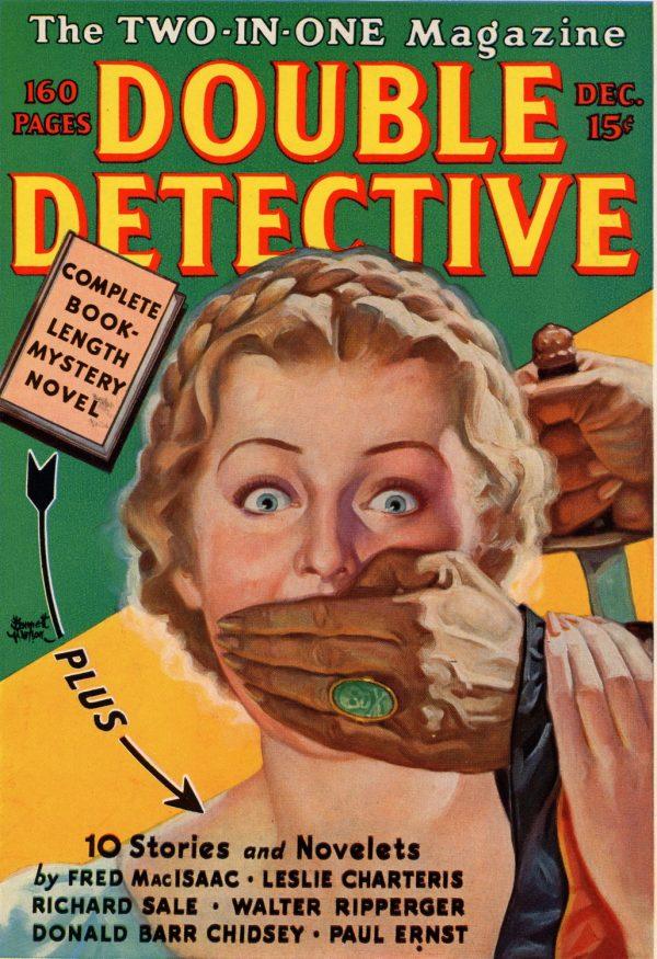 Double Detective December 1937